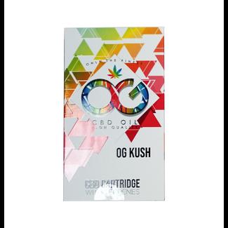 OG Laboratories OG CBD Filled Cartridge