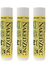 NAKED ZINC 0.15 OZ SPF 15 LIP BALM