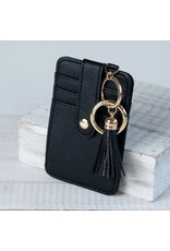 KEY RING CARD CLUTCH
