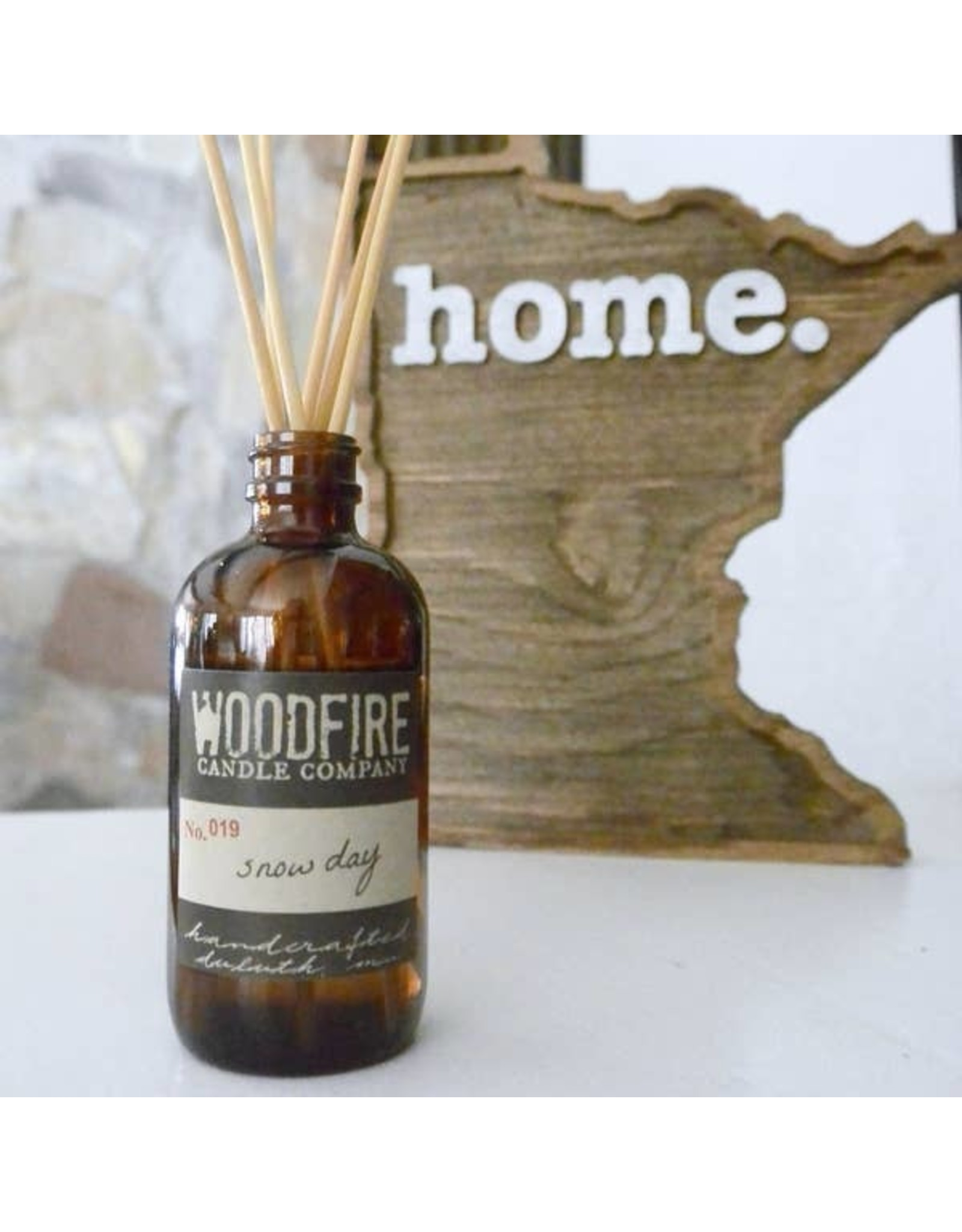 MN MADE AMBER REED DIFFUSER