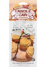 CANDLE FOR THE CAR - PET ODOR EXTERMINATOR -