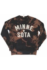 MINNESOTA RUSTED GRUNGE CREW NECK