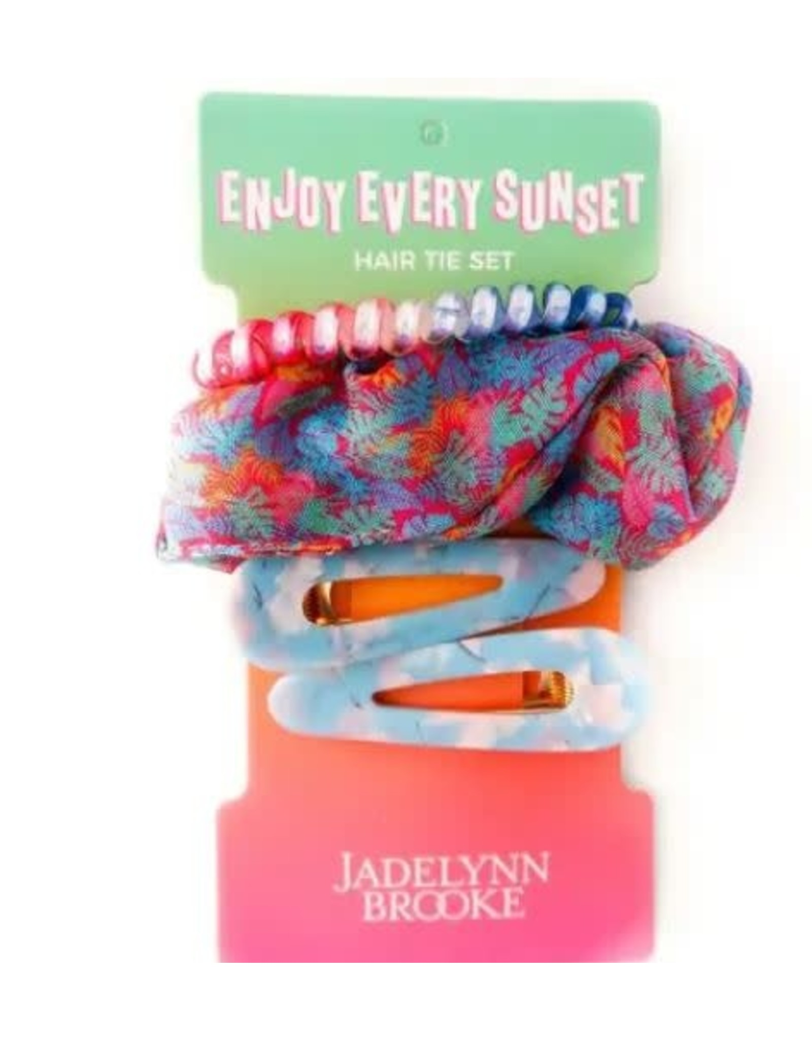 JADELYNN BROOKE ENJOY EVERY SUNSET HAIR SET PACK