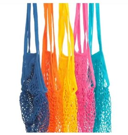 PARADE STREET PRODUCTS MESH STRING BEACH BAG