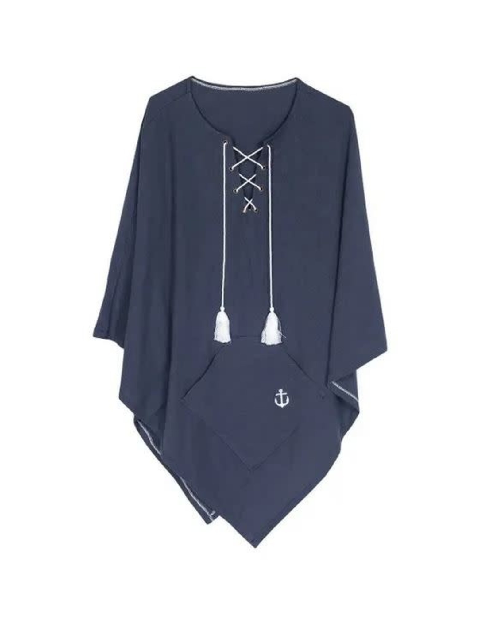 PARADE STREET PRODUCTS ONE SIZE POCKET ANCHOR PONCHO