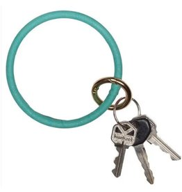 PARADE STREET PRODUCTS LEATHER BANGLE KEY RING