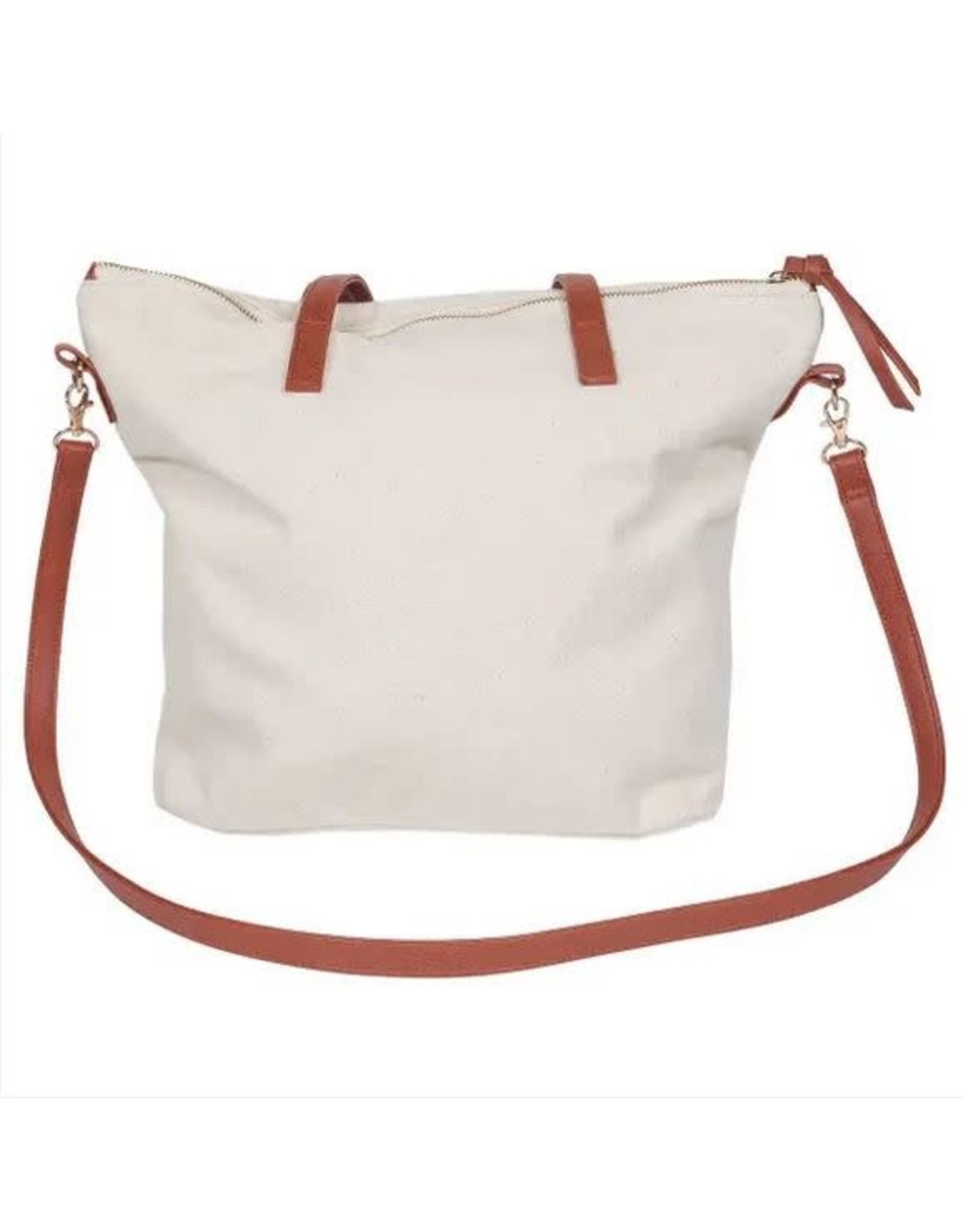 PARADE STREET PRODUCTS SOLOMA CANVAS TOTE