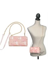PARADE STREET PRODUCTS SADIE WALLET W/ CHAIN STRAP