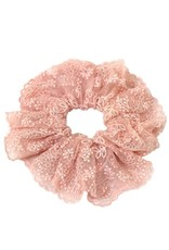 ASSORTED LACE SCRUNCHIES -