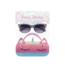 SHARKEYES KIDS SUNGLASSES + CASE SET