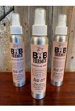 B&B FARM CO B&B BUG OFF SPRITZ