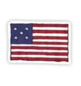 BIG MOODS USA FLAG STICKER
