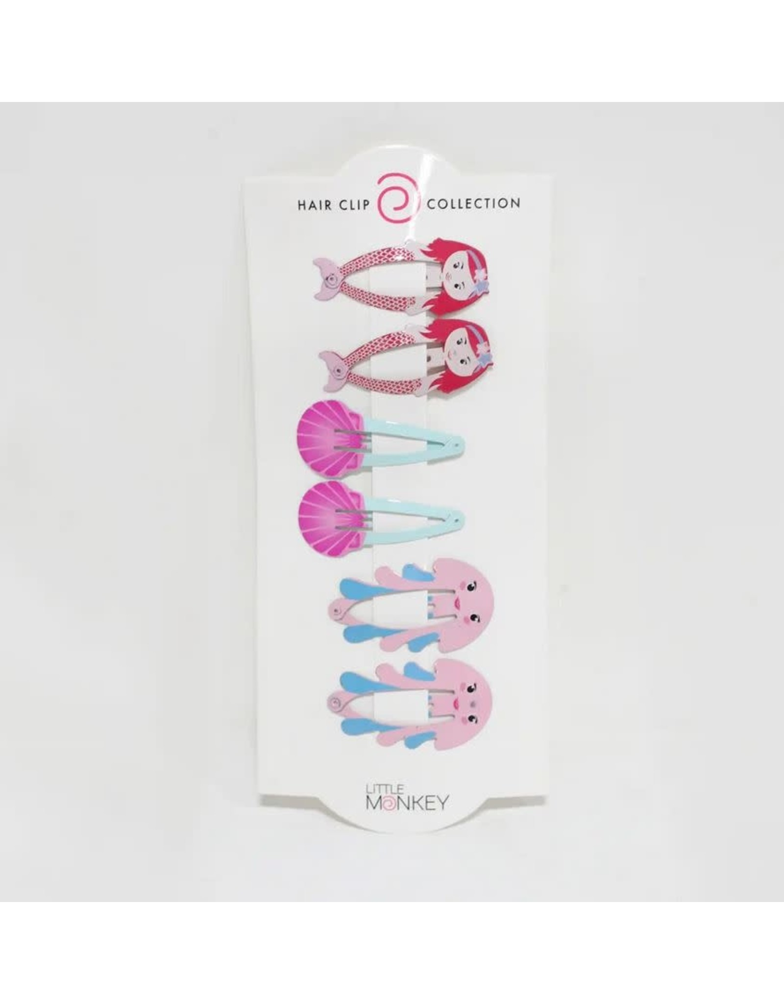 HAIR CLIPS SET -