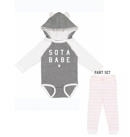 MINNESOTA SOTA BABE LOUNGE SET
