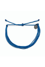 PURA VIDA BRACELET BRIGHT SOLID ROYAL BLUE