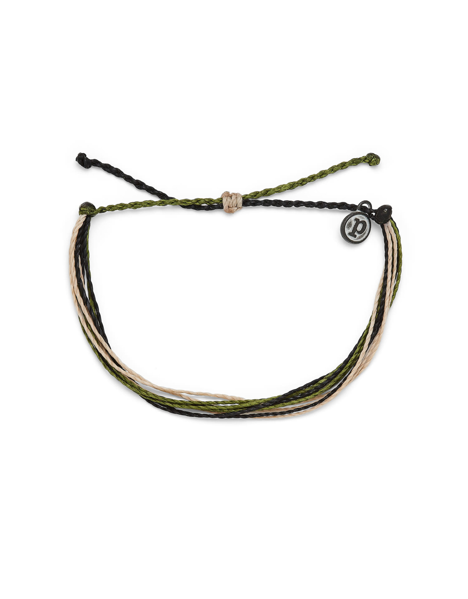 PURA VIDA BRACELET CHARITY ORIGINAL CAMO FOR OUR TROOPS