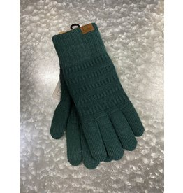 GLOVES - DEEP PINE KNIT GL9018