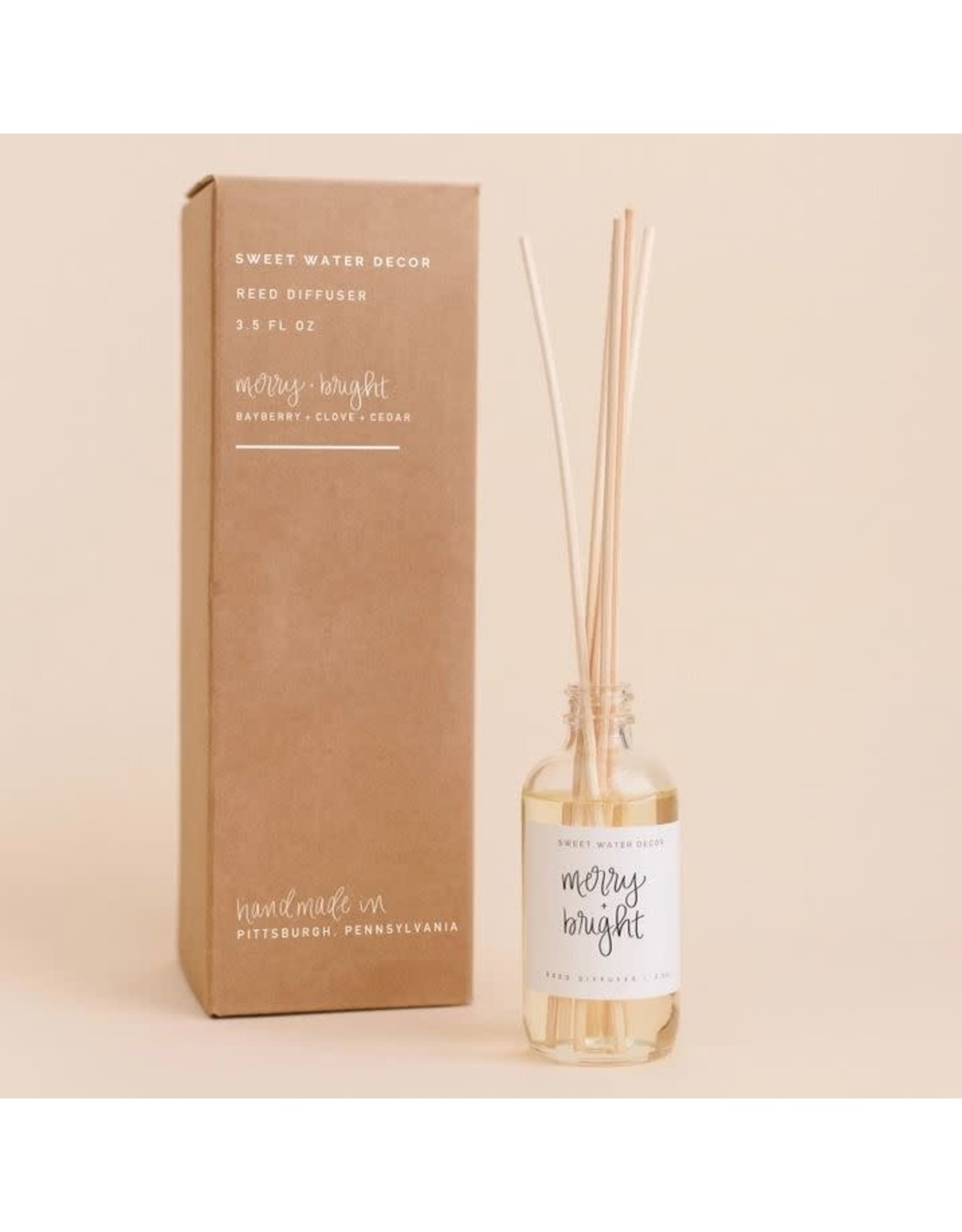 SWEET WATER DECOR HOLIDAY DIFFUSER