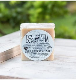 ROCK BOTTOM SOAP CO ROCK BOTTOM SHAMPOO BAR