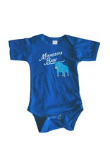 SWEETPEA AND CO MINNESOTA BABE BABY ONESIE