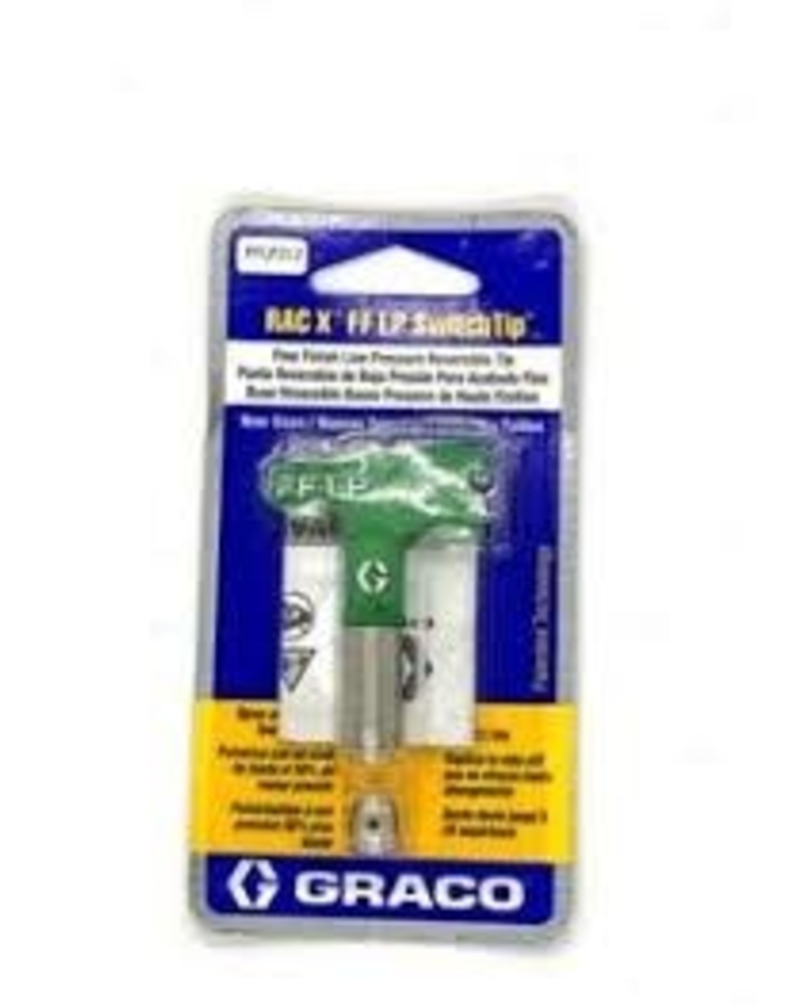 Graco FFLP312 Fine Finish Low Pressure Tip 312