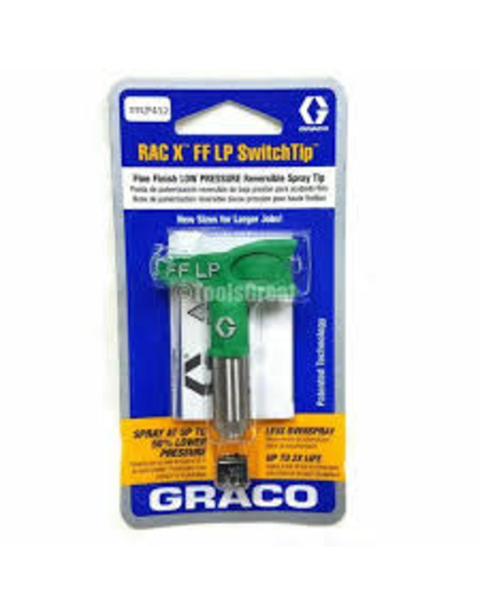 Graco FFLP412 Fine Finish Low Pressure Tip 412