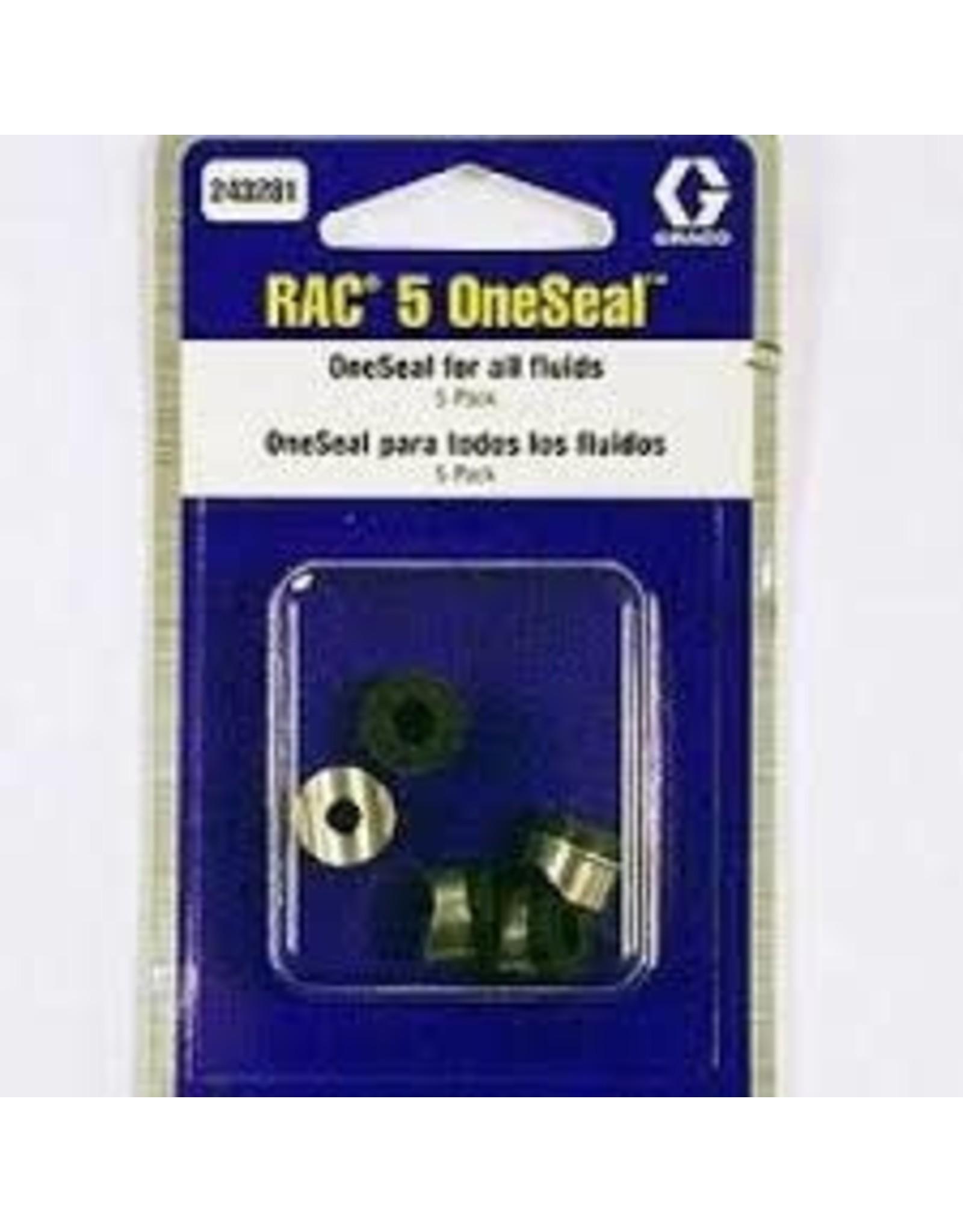 Graco 243281 Rac 5 One Seal 5 Pk