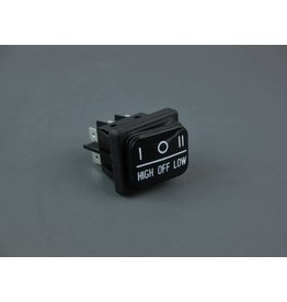 Titan 524694 OEM Rocker Switch 2 Speed Cap Spray