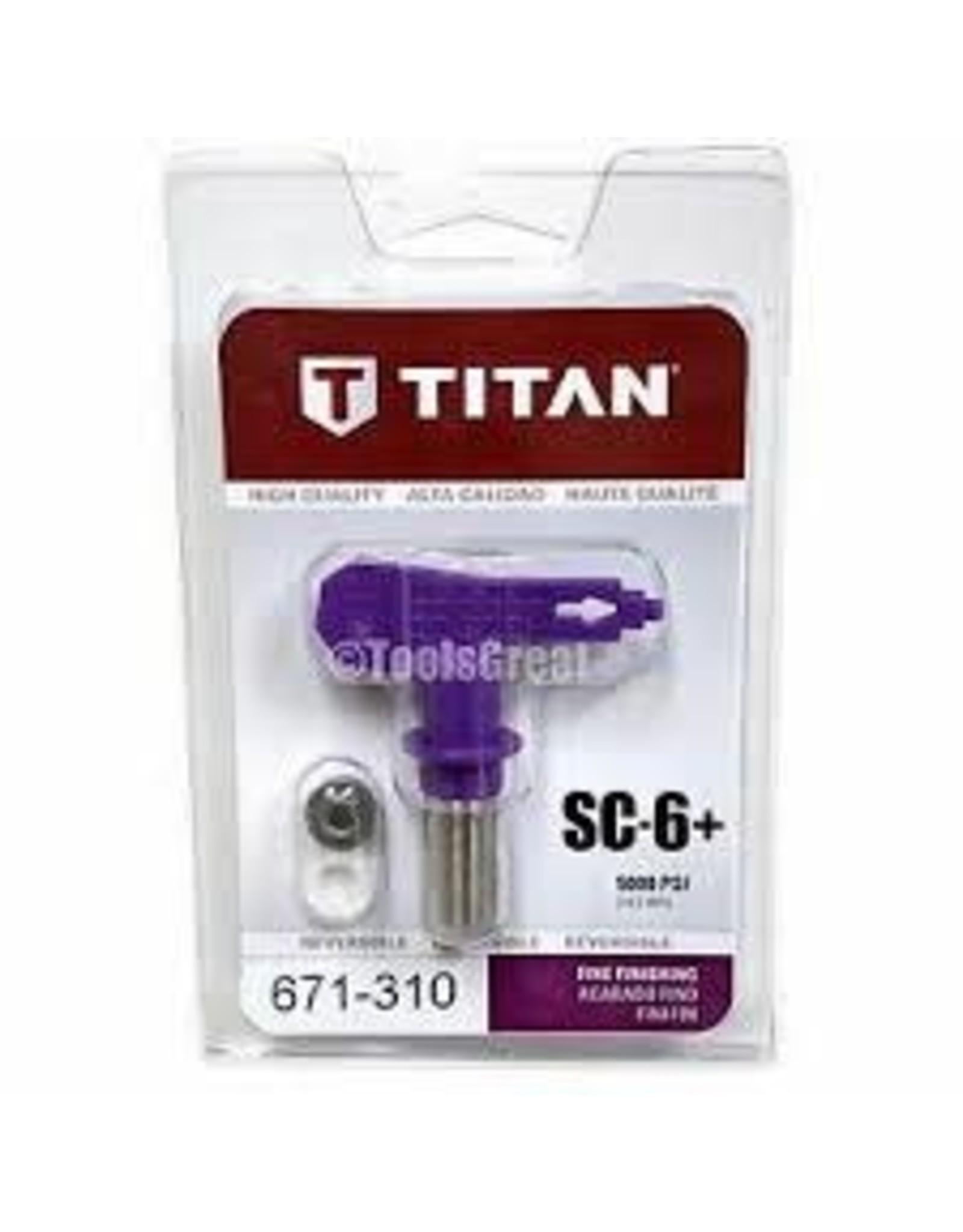 Titan 671-310 Titan FF Tip