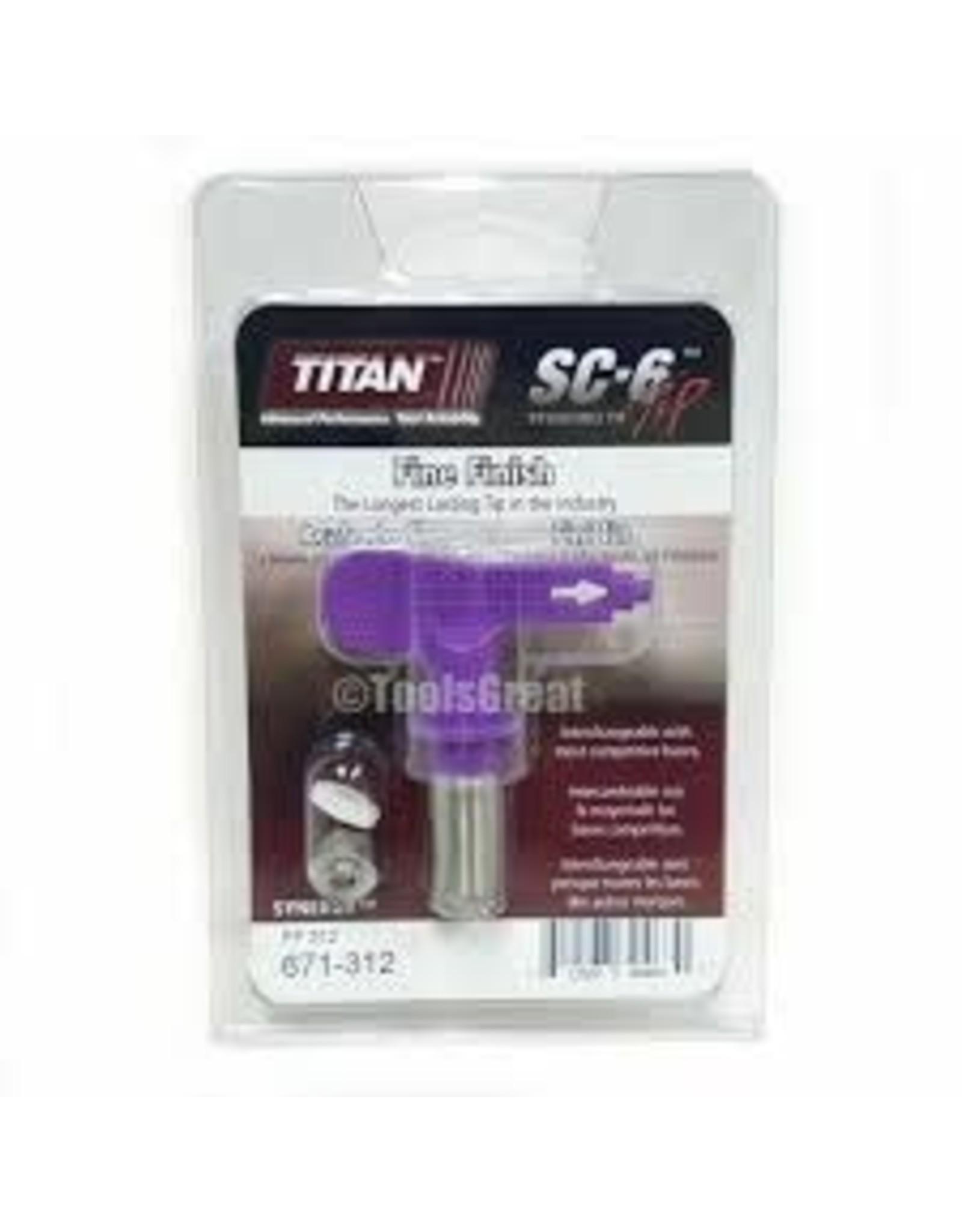 Titan 671-312 Titan FF Tip
