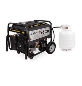 BE BE9400DFS 9400 Watt Dual Fuel Generator