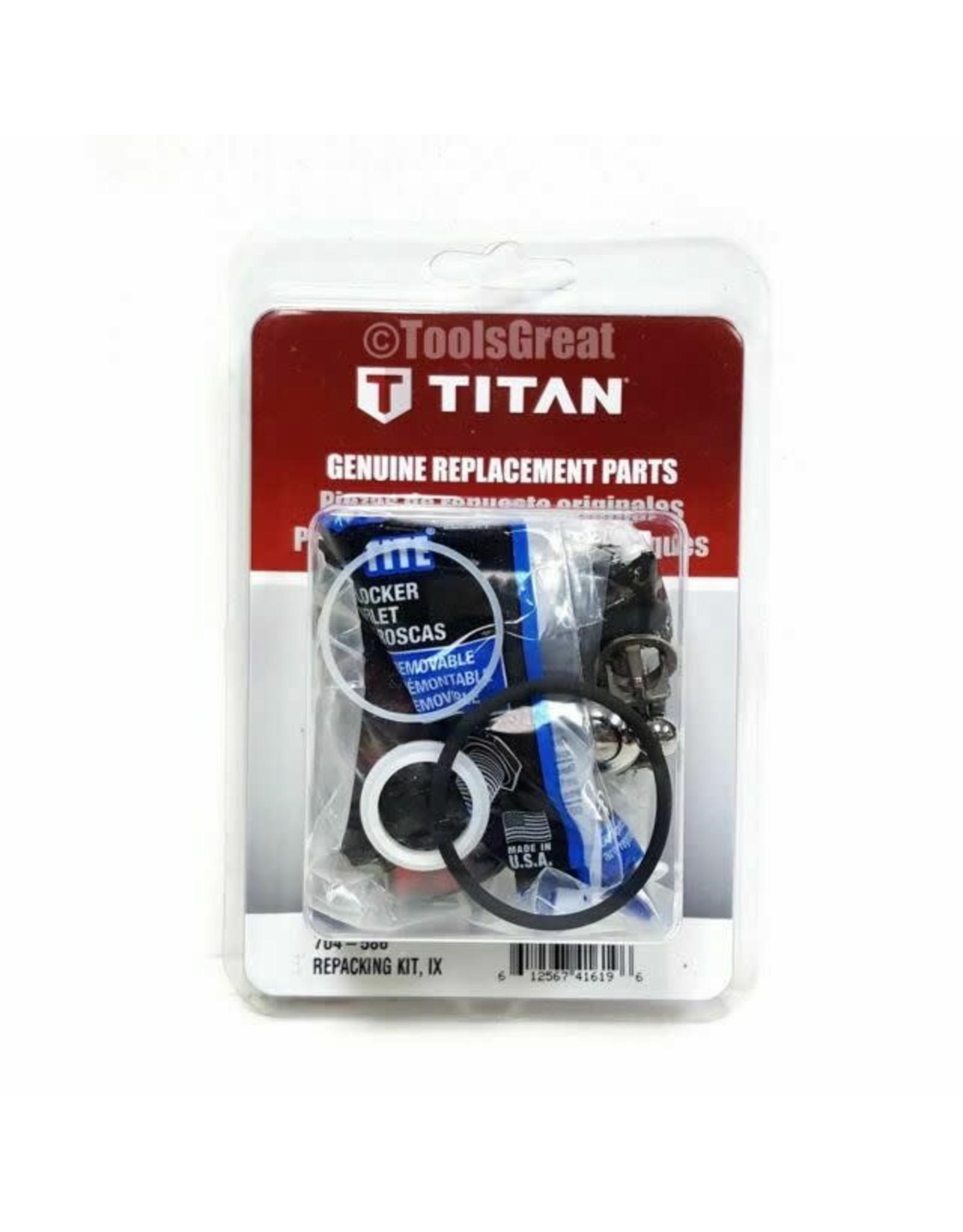 Titan 704-586 Service Kit (Pack Kit)