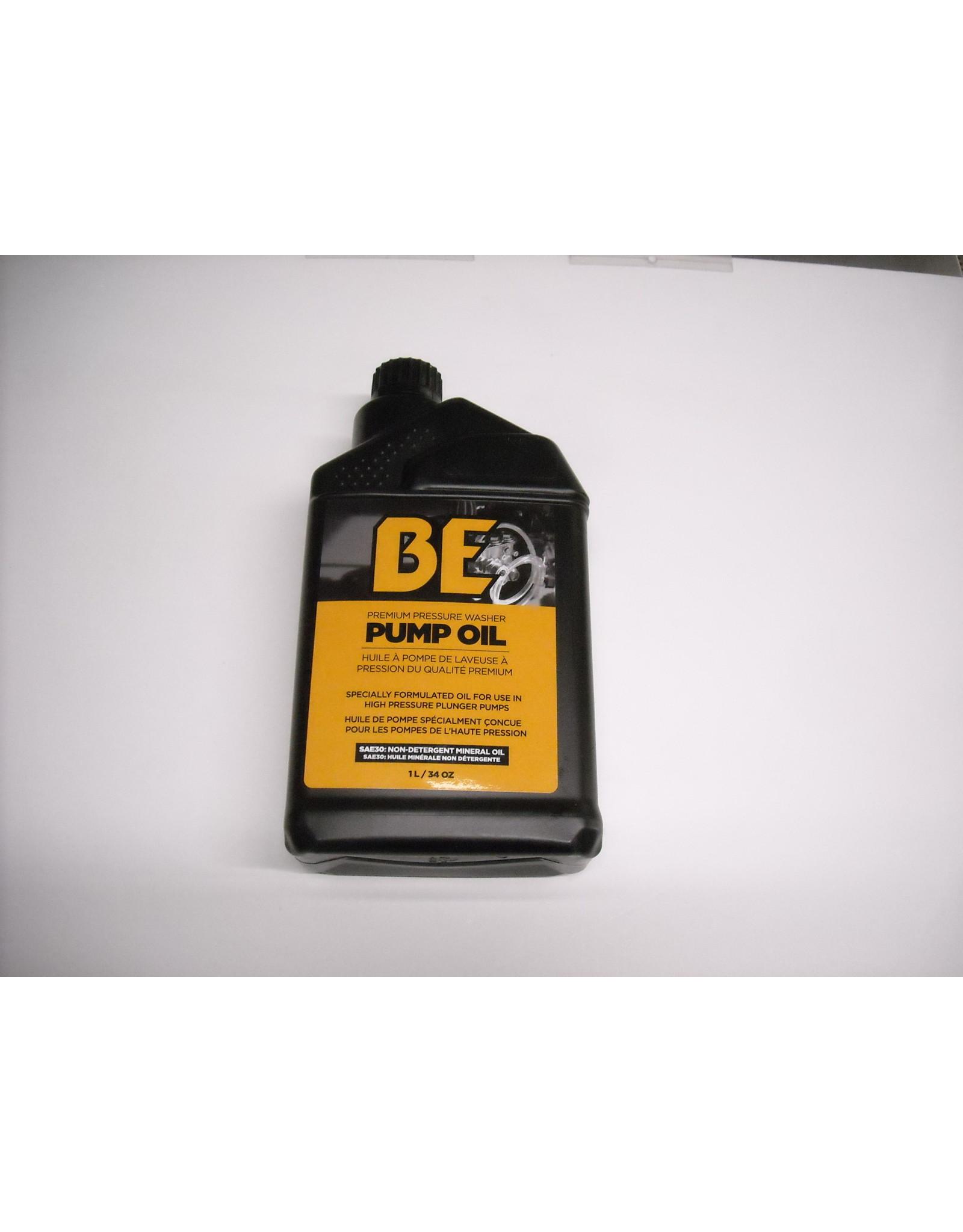 BE 85.490.000 Pump Oil 1 LTR