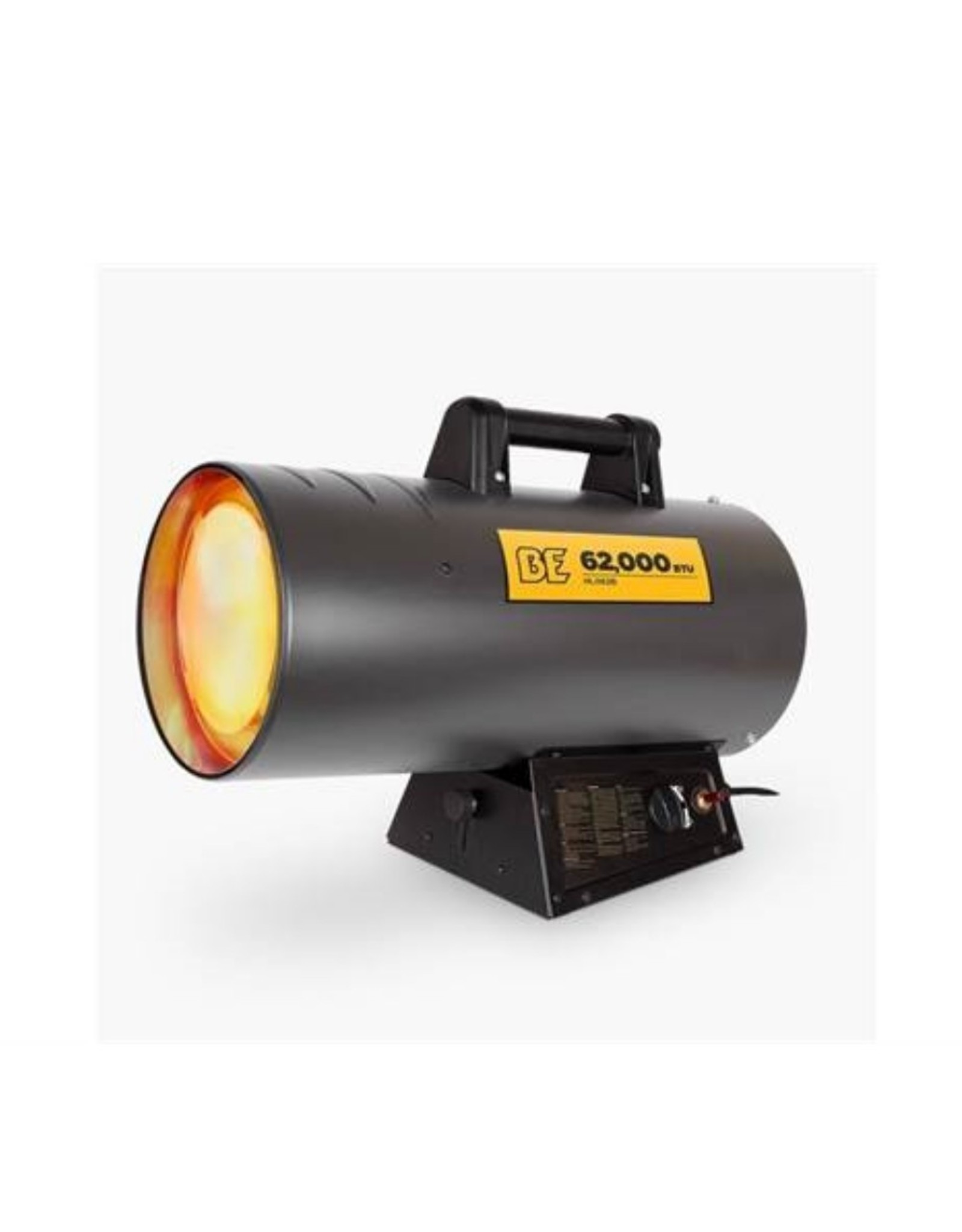 BE HL062B LPG 62,000 BTU Forced Air Heater