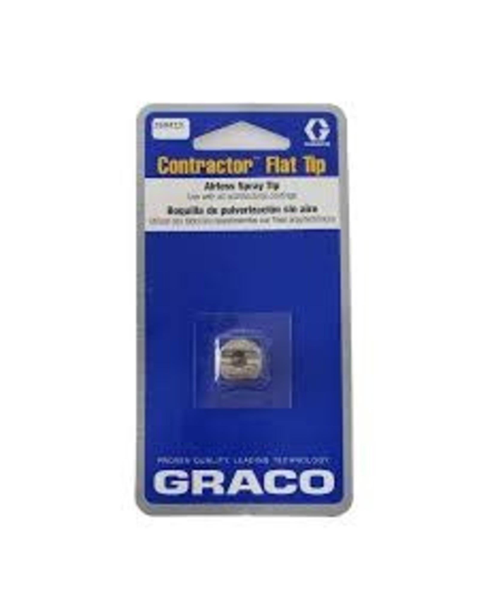 Graco 269213 Flat Tip