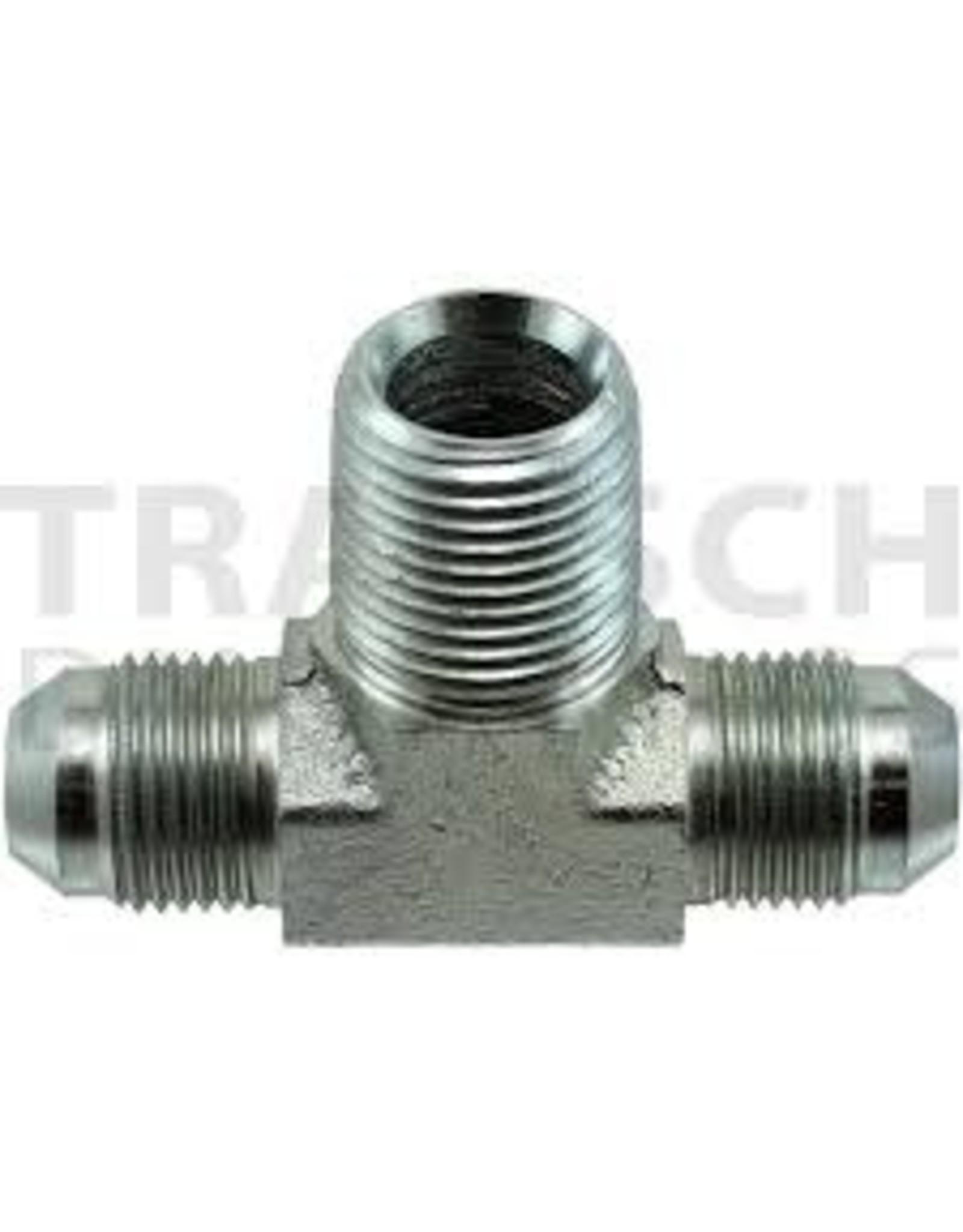 Titan 2601-06-06-06 JIC Tee 3/8
