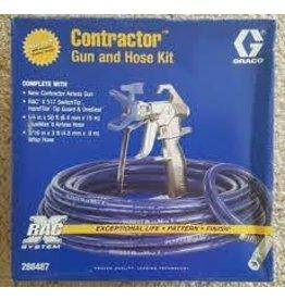 Graco 288487 Cont. Gun Hose Kit RAC X
