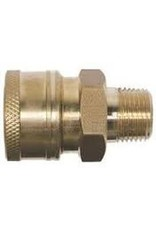 "BE 85.300.107 Coupler 1/4"" QD x 1/4"" MNPT *"