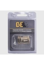 "BE 85.300.102BEP Coupler 1/4"" QD x 1/4"" FNPT"