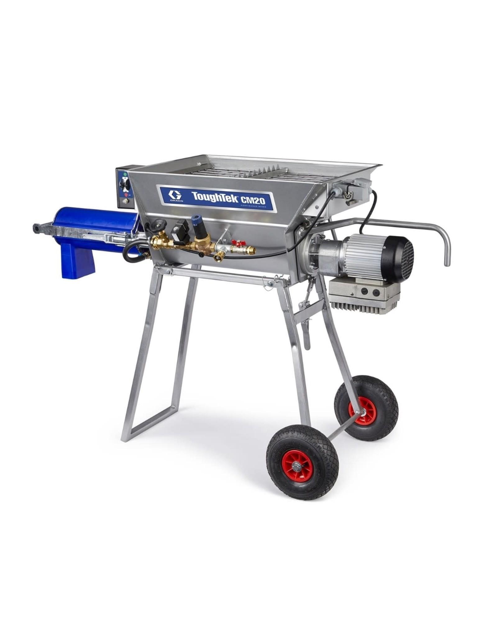 Graco 25M530 ToughTek CM20 120V ac  Continuous Mixer