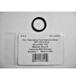Titan 9871105 Siphon O-Ring 440/640