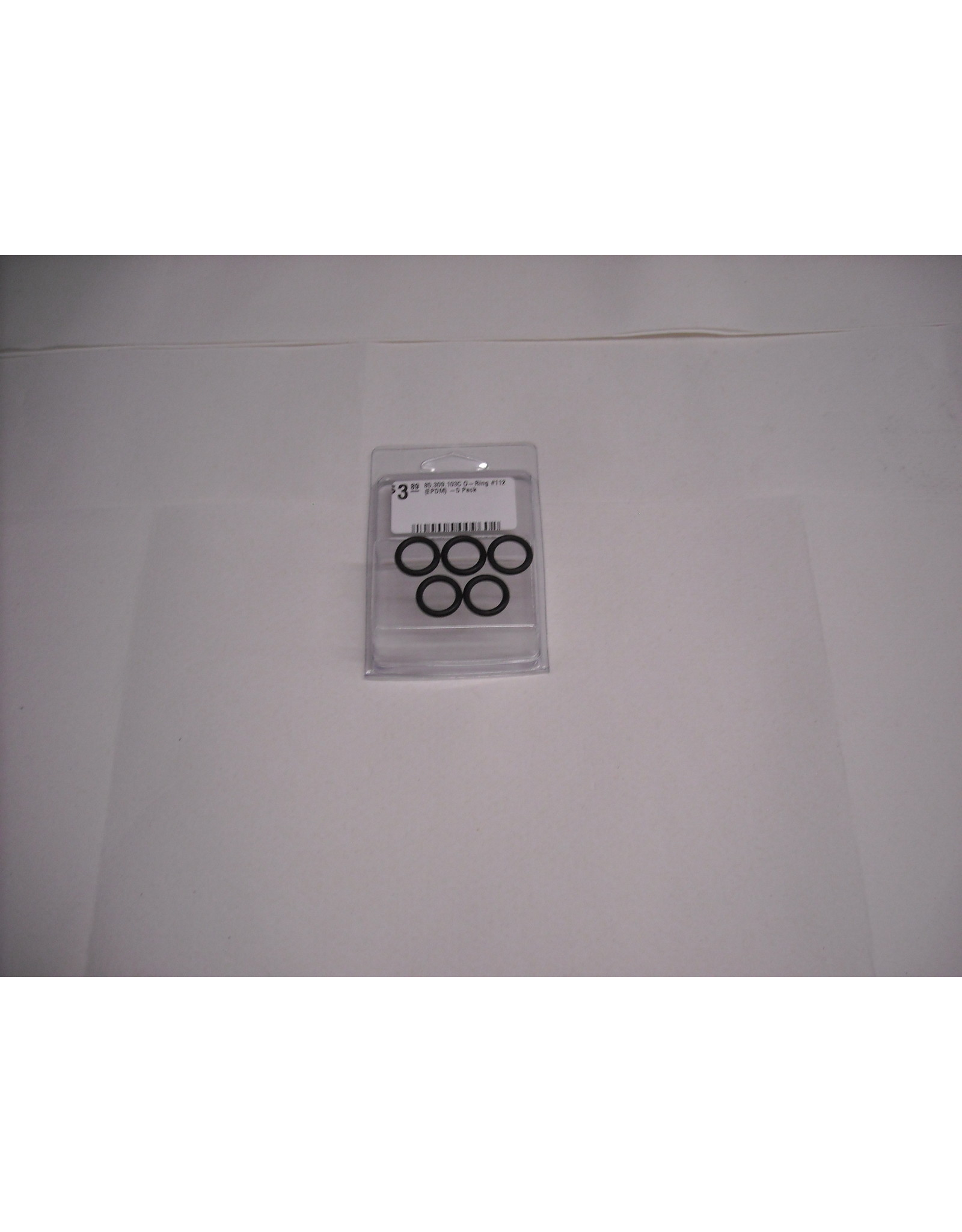 BE 85.309.103C O-Ring #112 (EPDM) -5 Pack