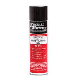 "Kimball Midwest 80-744 Torq ""CB"" Penetrating Oil 18 oz"