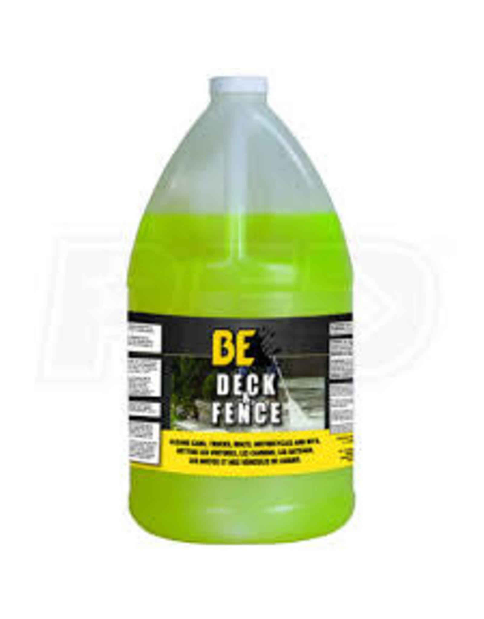 BE 85.490.052 Deck & Fence Wash