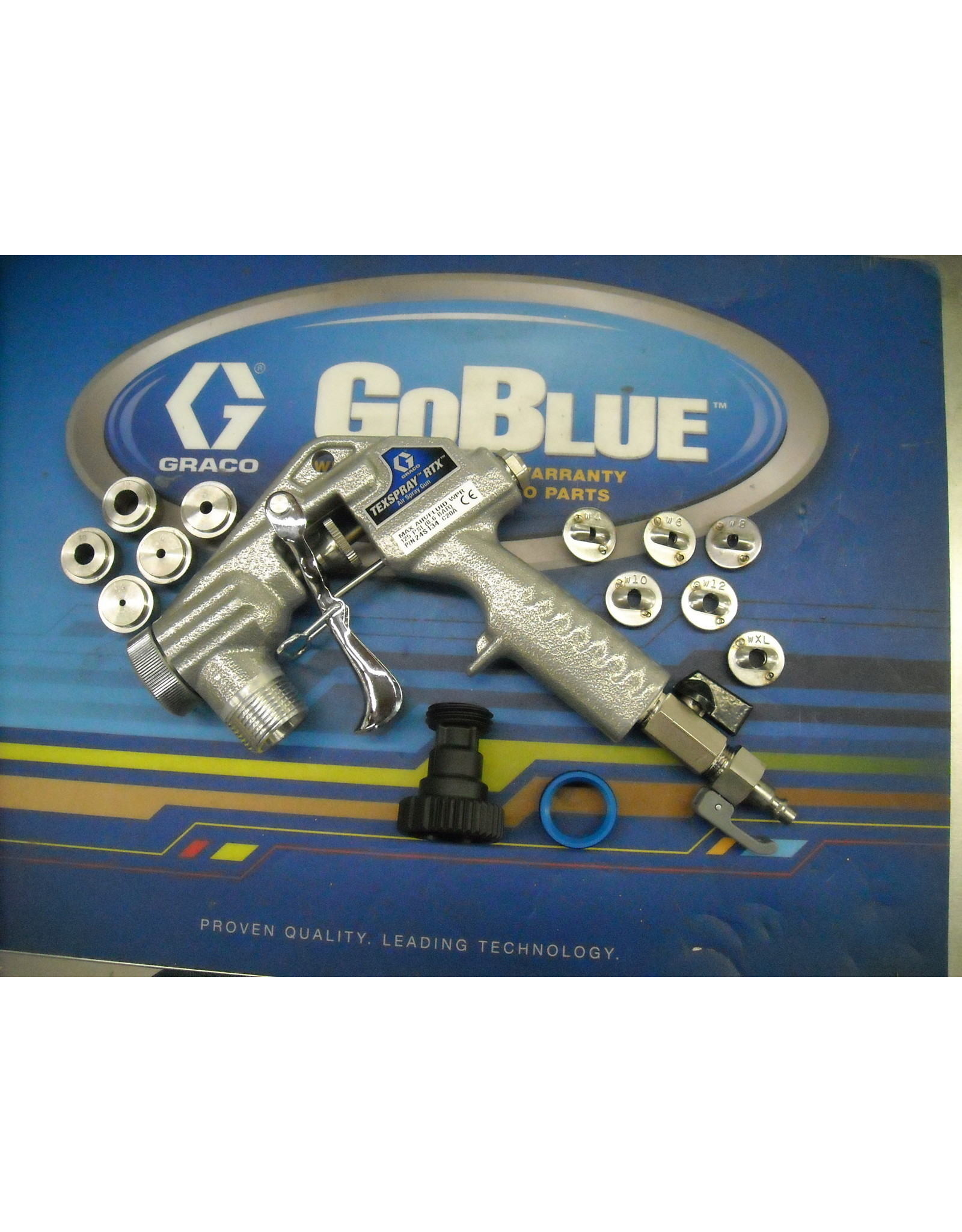 Graco 24S134 Texture Gun Kit