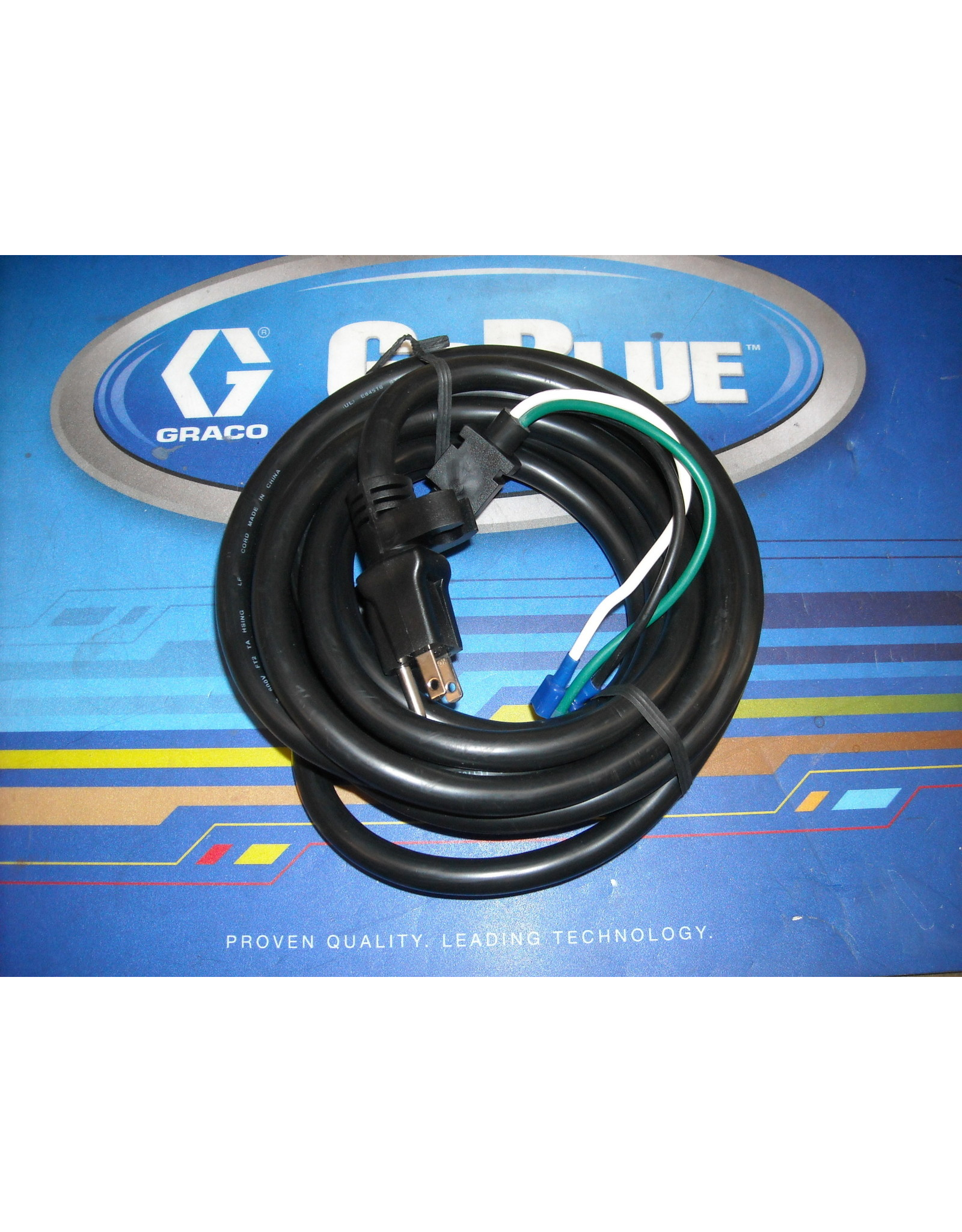 Graco 17E804 Power Cord 695/1095