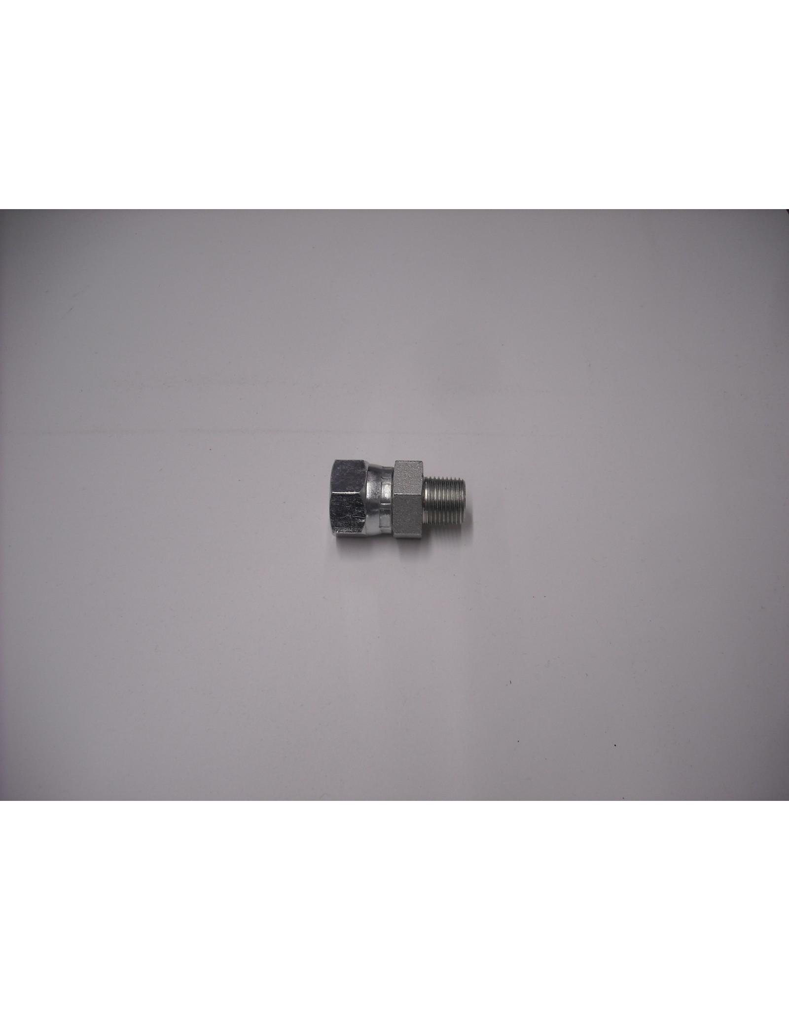 Graco 12-406 Swivel Adapter 3/8 MNPT x 1/2 NPSF