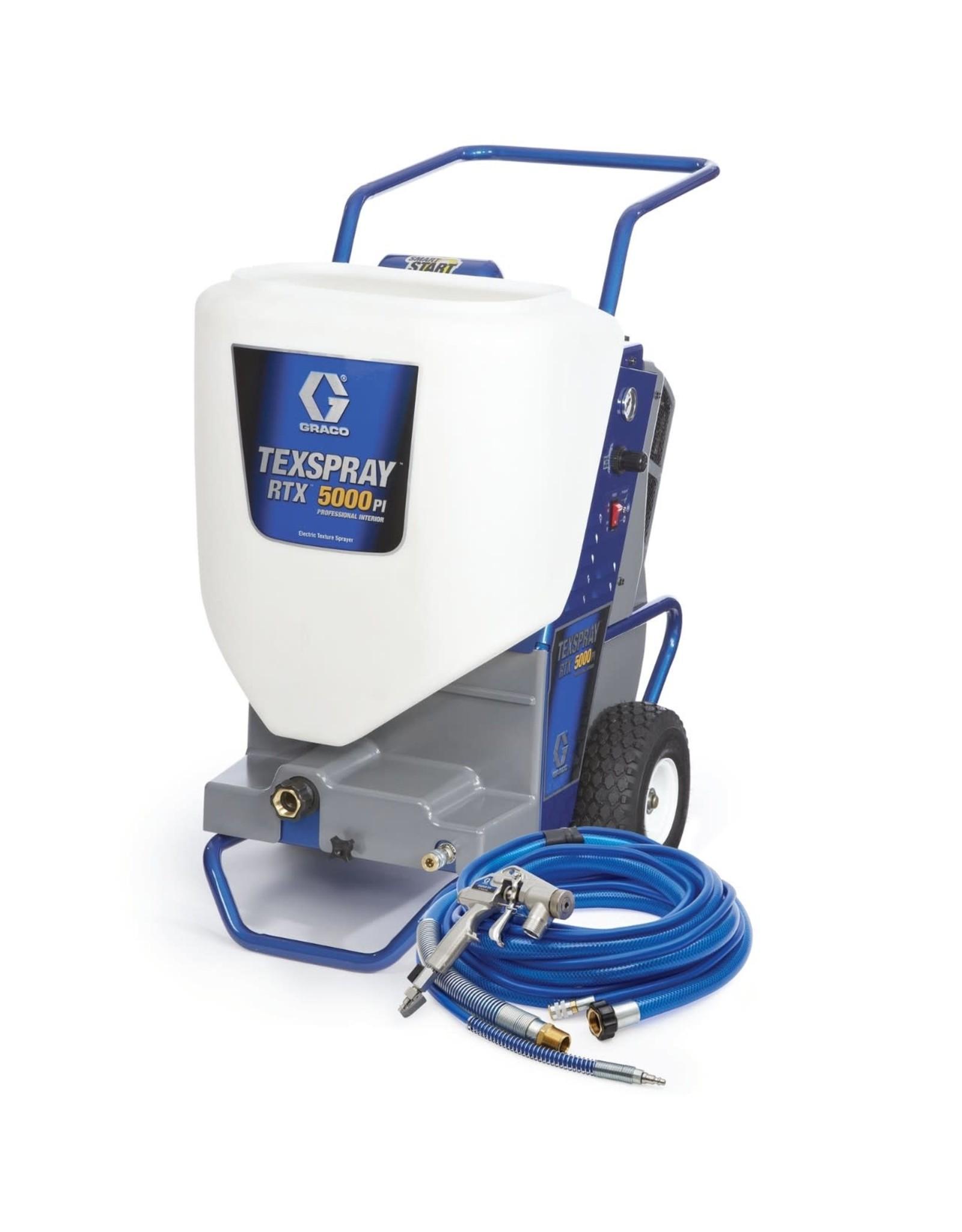 Graco 17H575 TexSpray RTX 5000PI Texture Sprayer