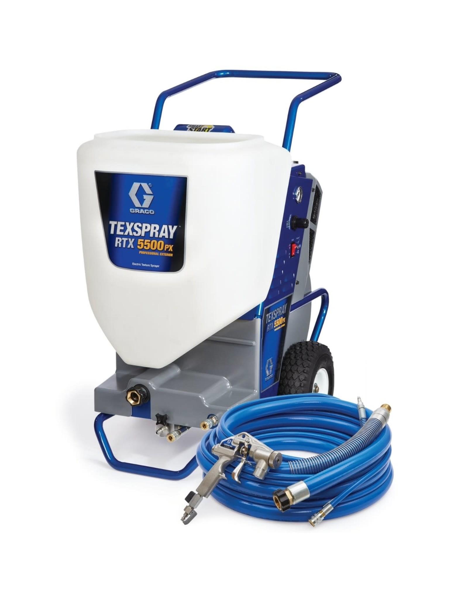 Graco 17H571TexSpray RTX 5500PX Texture Sprayer