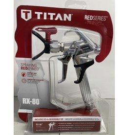 Titan 538008 Titan RX-80 Spray Gun Two Finger